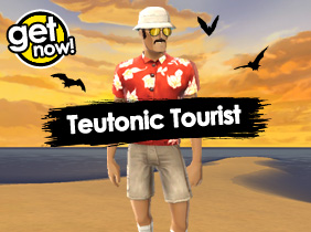 Teutonic Tourist Set
