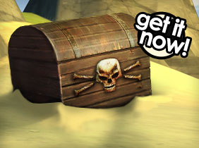 Blackbeard's Treasure Chest