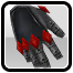 IconCrimson Naga's Gloves