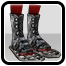 Icon: Stabilized Snowshoes