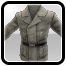 Icon: Gray Gunner Coat