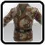 Icon: Carl's Camouflaged  Coat