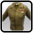 Icon: Soldier's Plain Brown Jacket