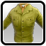 Icon: Soldier's Plain Green Jacket
