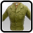 Icon: Sergeant's Plain Green Jacket