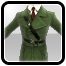Icon: Gerhard's Green Trenchcoat