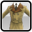 Icon: Bruno's Brown Trenchcoat