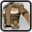 Icon: El Hermoso's Vest and Knife