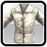 Icon: White Winter Jacket