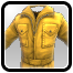 Icon: Gunner's Yellow Coat