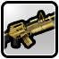 Ikona: Golden M16-203 Battle Rifle