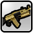 Icon: Golden AK74-30 Battle Rifle