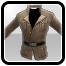 Icon: Officer's Gray Shirt