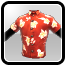 IconTeutonic Tourist Flower Shirt