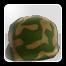 Icon: Camouflaged Helmet