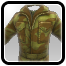 Icon: Cameron's Camouflaged Heavy Jacket