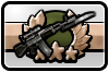 Icon: Challenge I:Specialist's Tier 1 AK-74
