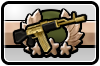 Icon: Challenge I:Golden AK74