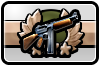Icon: Challenge I:Gregs Greasy Gun