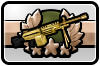 Icon: Challenge I:Golden M249