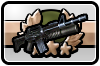 Icon: Challenge I:M16-203 Battle Rifle