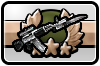 Icon: Challenge I:Scoped SOF AK74
