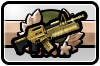 Icon: Challenge I:Golden M16-203 Battle Rifle