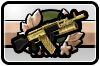 Icon: Challenge I:Golden AK-74 Battle Rifle