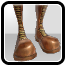 Icon: Common Brown Boots